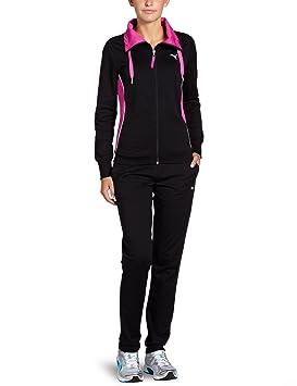 Femme Survêtement Et Puma LSports Pour Noir Noirrose rhQtsdCx