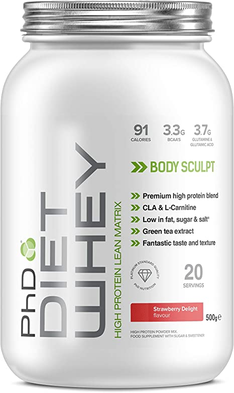 phd diet whey how to use