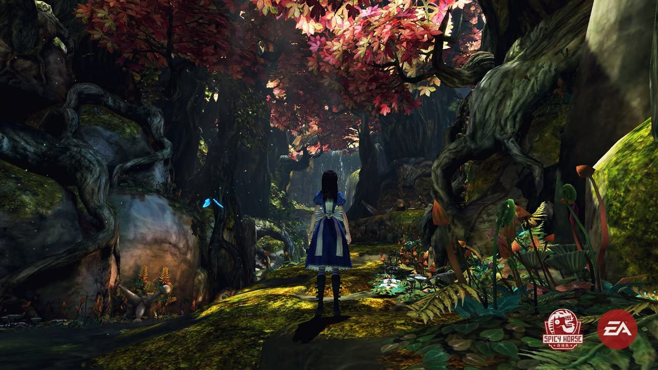 Amazon: Alice: Madness Returns  Xbox 360: Electronic Arts: Video Games