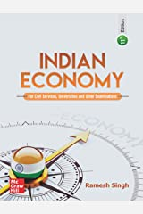 Indian Economy for Civil Services, Universities and other examinations Paperback