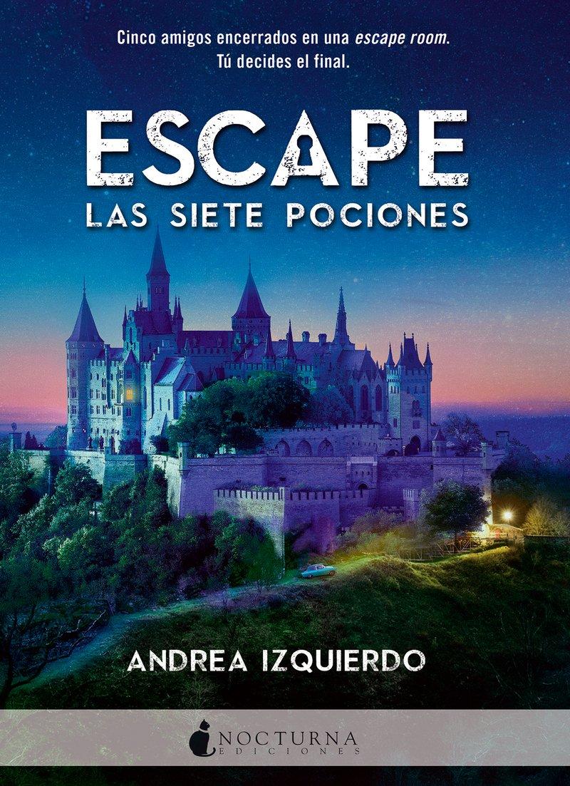 Escape: Las siete pociones: 52 (Literatura Mágica): Amazon.es ...