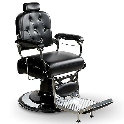 Sedie Da Barbiere.Poltrona Sedia Da Barbiere Professionale Salone Parrucchiere