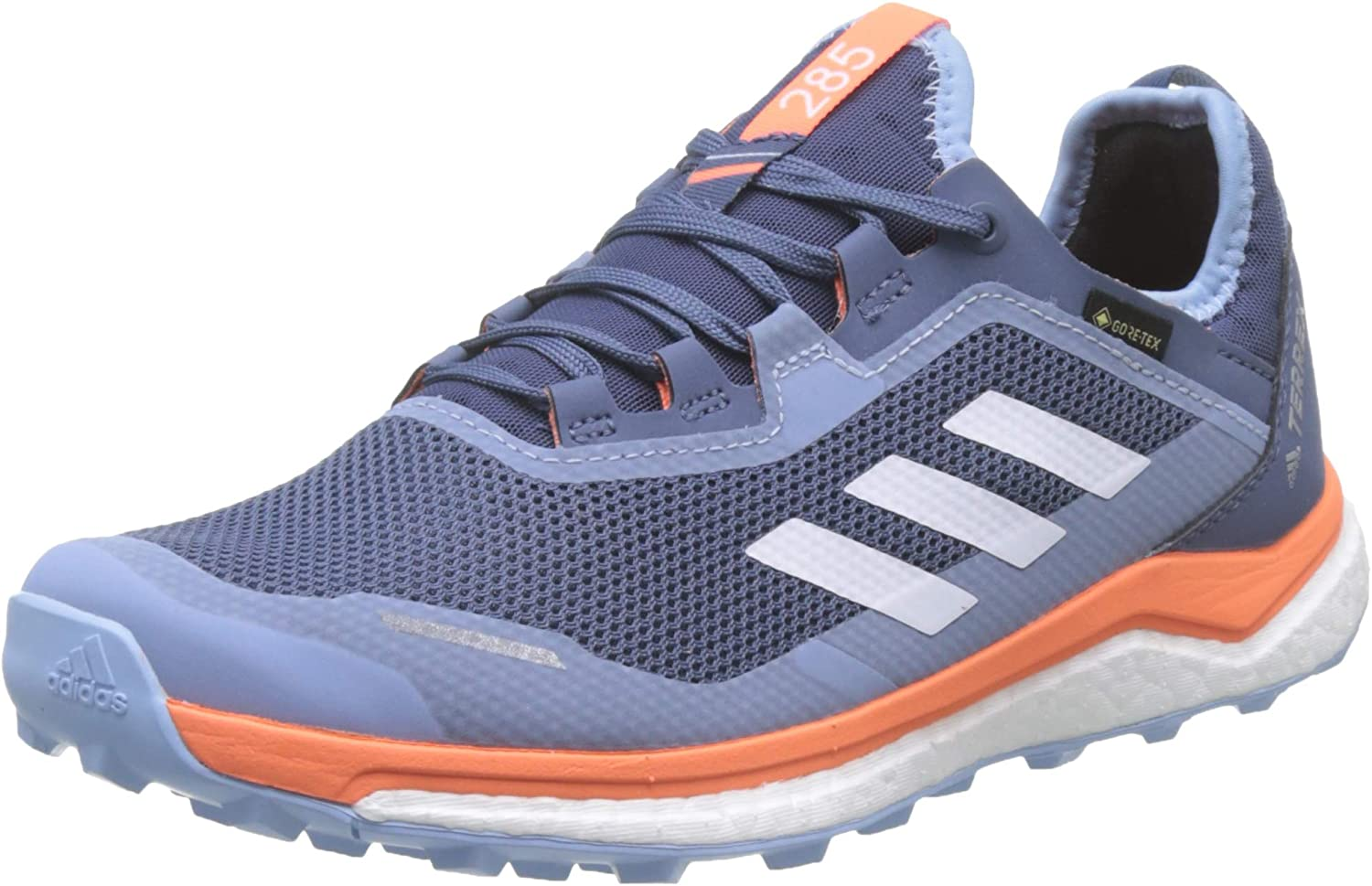 Amazon.com | adidas Women's Terrex Agravic Flow GTX W Cross ...