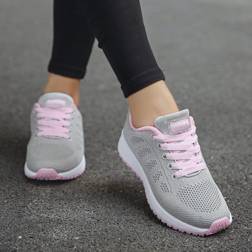 e30b14dd45849 Londony ♪✿ Clearance Sales, Womens Cross Trainer Running Shoe ...