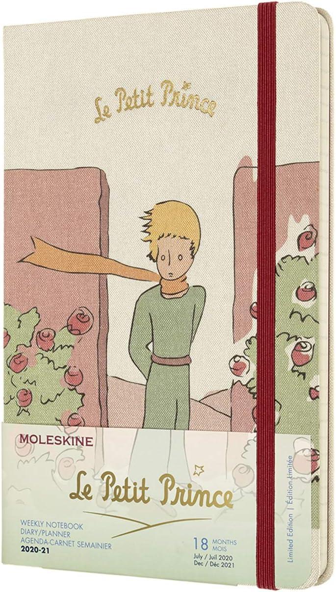 Moleskine - Agenda Semanal de 18 Meses 2020/2021,