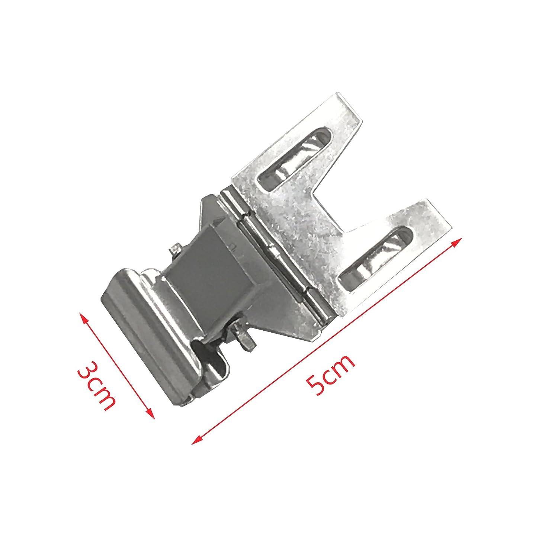 Black, 20Pcs Do4U Metal POP Sign Holder Advertising Display Sign Clip Bread Store Price Tag Card Holder
