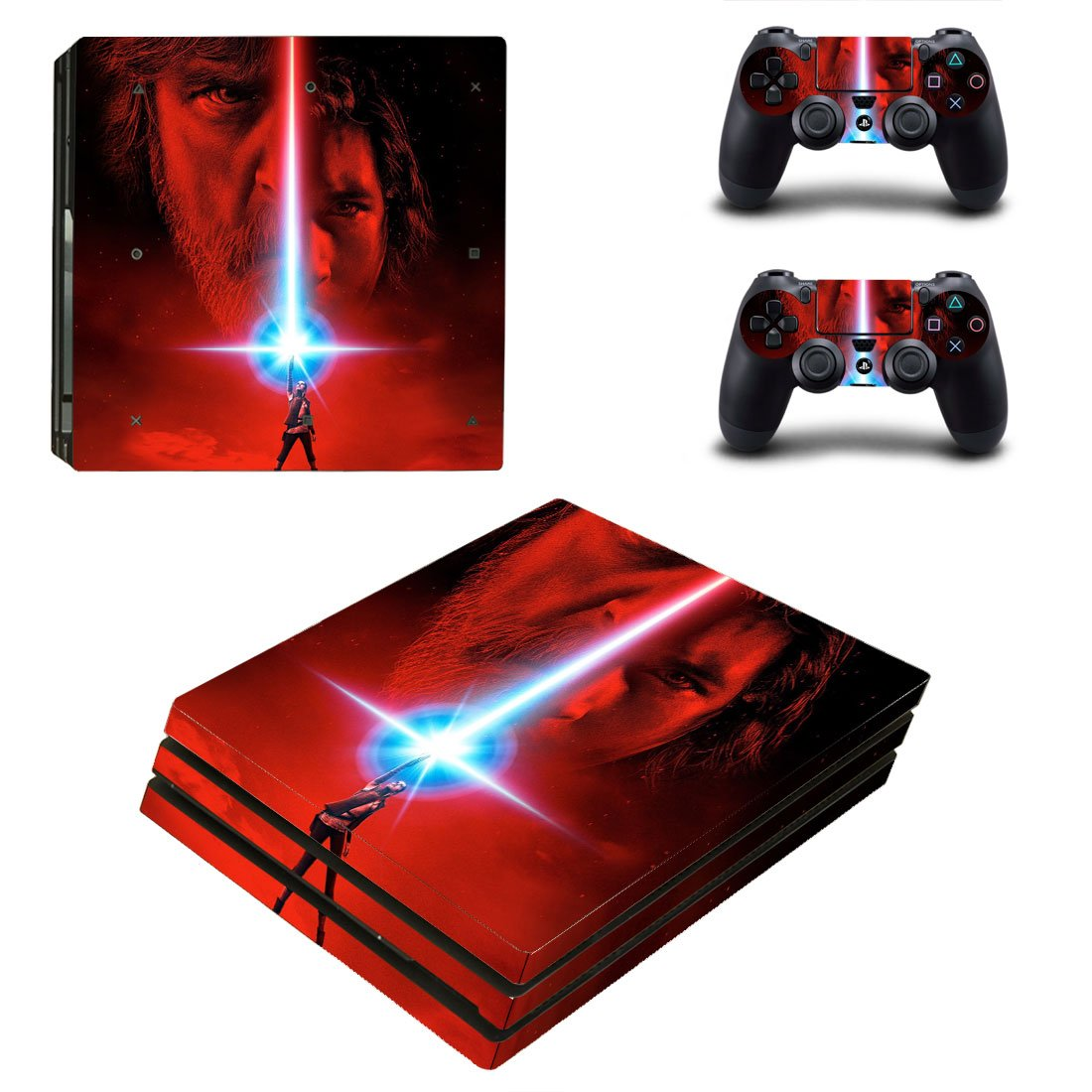 Ps4 Pro Star Wars The Last Jedi Consol Buy Online In Canada At Desertcart
