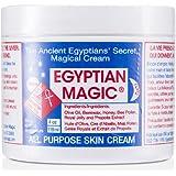 Egyptian Magic Maping Shop All Purpose Skin Cream Facial Treatment [1Pcs] ,4 oz / 118 ml ( Sealed )