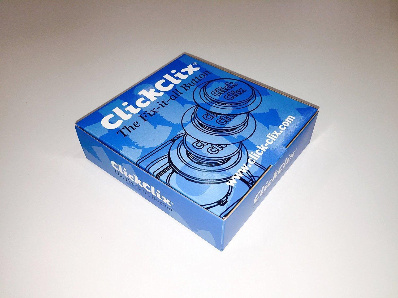 Sistema unión para nórdicos y edredones de plumas - 20 sets ClickClix® patentado (Blanco): Amazon.es: Hogar