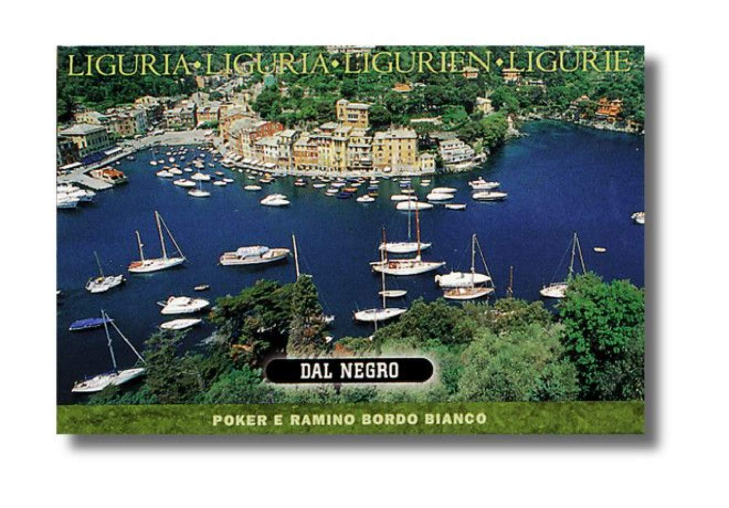 Dal Negro City of Art Liguria Poker Ramino
