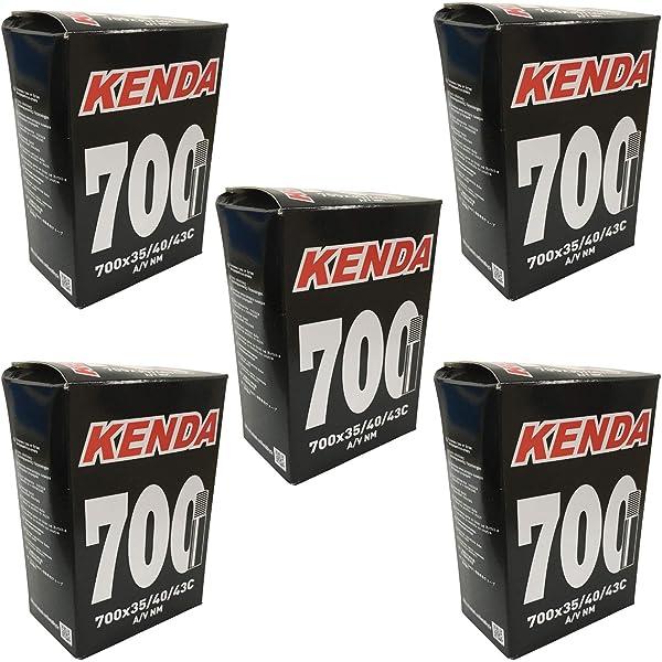 Kenda Schrader Inner Tube 700 x 28//35-700 x 28//35-48mm
