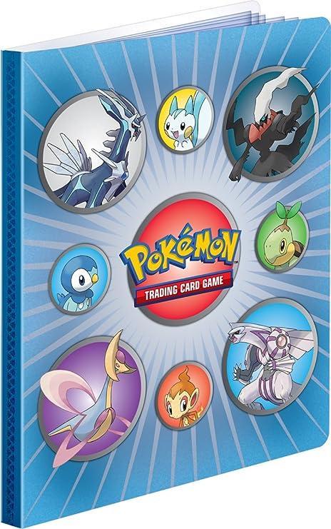 UltraPro 82104 - Álbum para cartas Pokémon (4 fundas ...