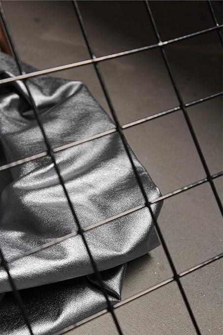 JKLAQ Telas por Metros para Vestidos- Tejido De Diseño De Danza De Algodón Elástico con Revestimiento Fino (0,5 M): Amazon.es: Hogar