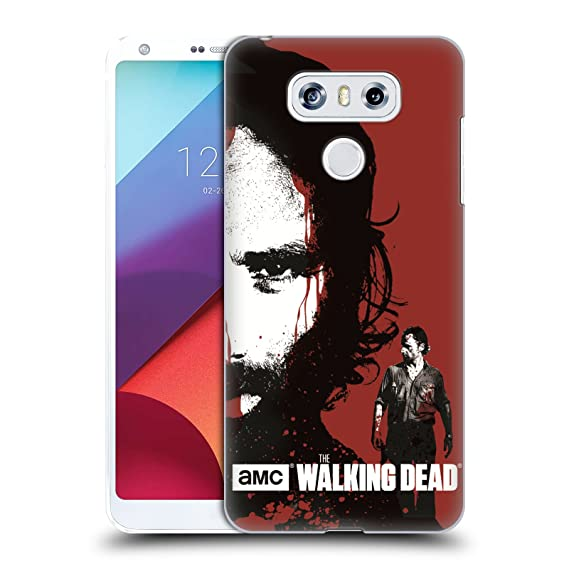 Amazon com: Official AMC The Walking Dead Bloody Face Rick