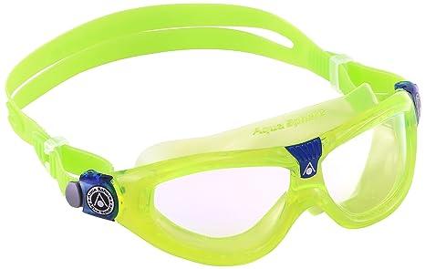 d633c6438fc6 AQUALUNG Aqua Sphere Seal Kid 2 Occhialini da Nuoto 21041 L: Amazon ...