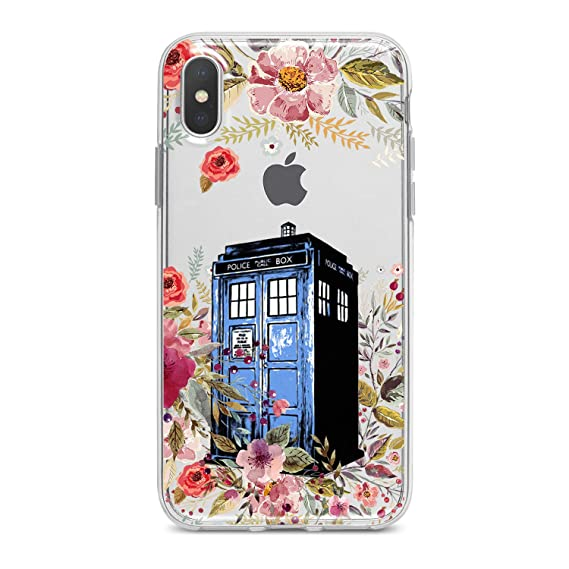 Cellphones & Telecommunications Something Style Tardis Doctor Who Soft Silicone Phone Case For Iphone X 8 7 6 6s Plus 5 Se 5s Cover Half-wrapped Case
