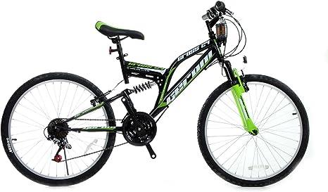 Cross 26 pulgadas bicicleta amortiguada, Mountain Bike MTB 21 ...