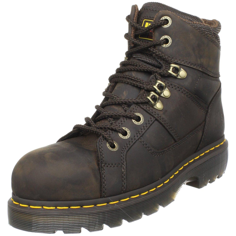 Dr. Martens Ironbridge Safety Toe Boot,Gaucho,10 UK/12 M US Women's/11 M US Men's