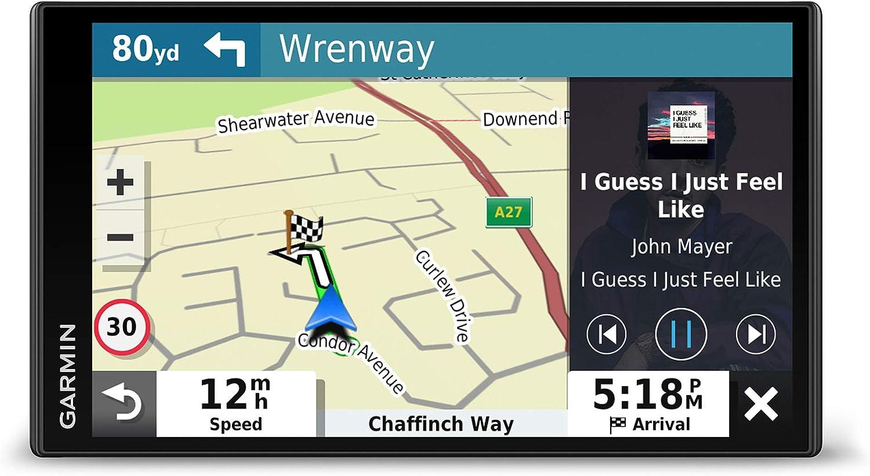 Garmin DriveSmart 65 navegador 17,6 cm (6.95