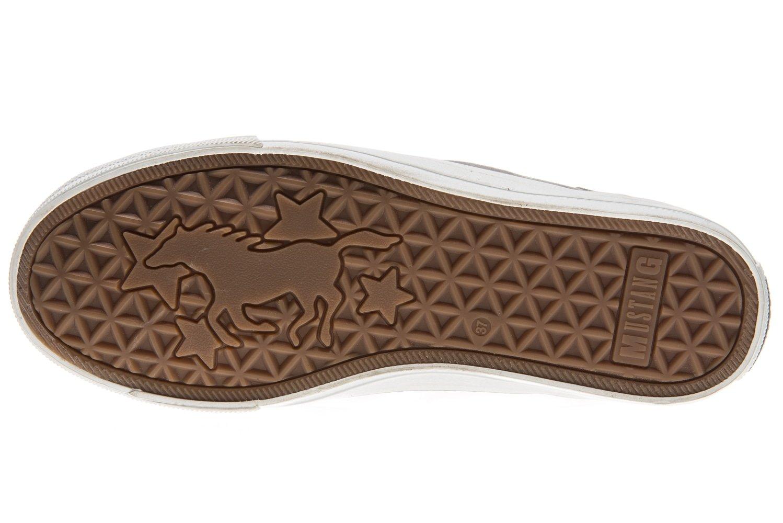 Mustang Damen 1272-301-555 Sneaker Sneaker Sneaker Grau 95ee50