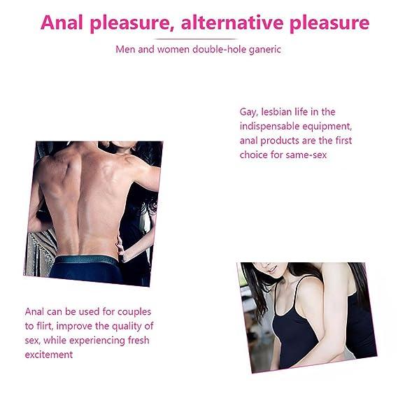 Amazon Miiniy Dildo Anal Plug Double Head Butt Plug Adult Sex