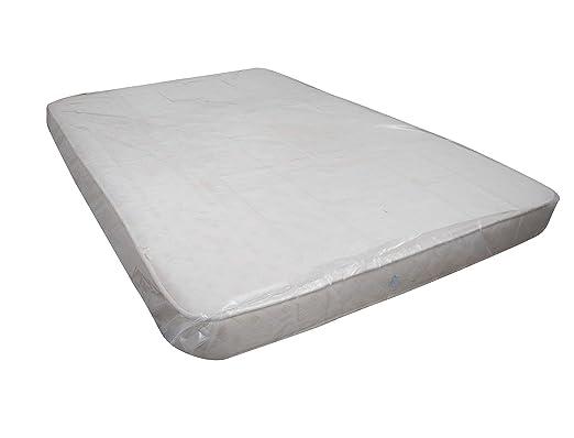 Bolsa de colchón para almacenamiento - Tamaño doble 200 g. 231cm x 137cm x 35cm. Paquete de 2 unidades.: Amazon.es: Bricolaje y herramientas