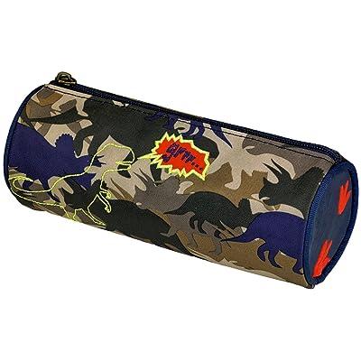 t-rexworld Camouflage étui à crayons, 22x 22x 7cm, modèle # 11858