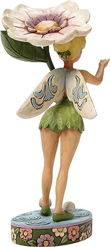 Jim Shore for Enesco Disney Traditions Tinker Bell Spring Figurine, 7.17