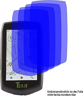 2x Displayschutzfolie Matt Garmin Oregon 750t Schutzfolie Displayfolie Folie