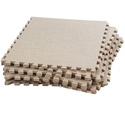 Amazon.com: Interlocking Foam Mats – Interlocking Foam Floor Mats ...
