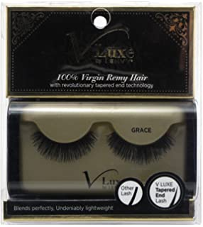 5e42b685d30 V-LUXE BY KISS I ENVY 100% VIRGIN REMY TAPERED END STRIP EYELASHES VLE07