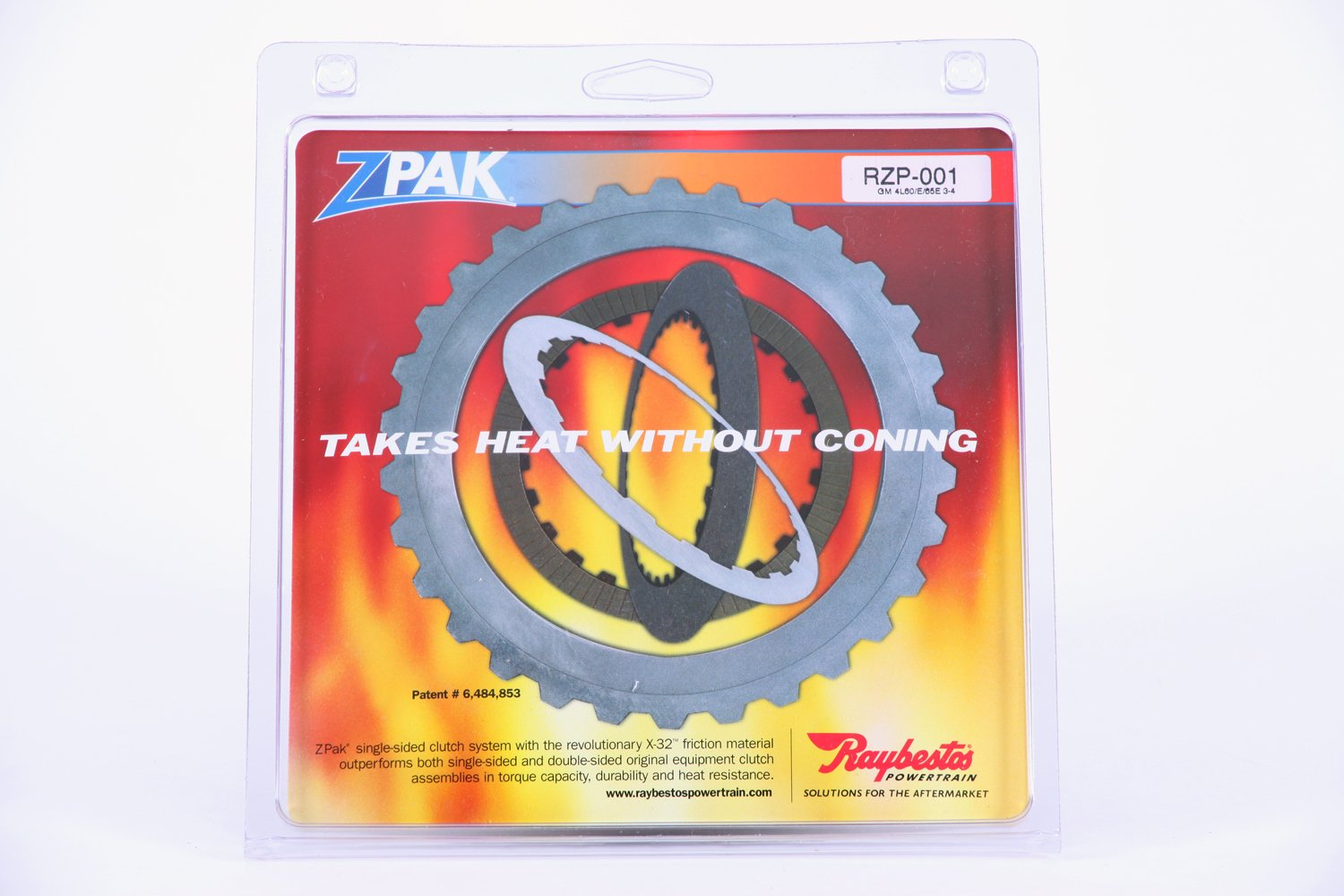 4L60E 700-R4 Raybestos Zpak 3-4 high performance friction plates GM Isuzu