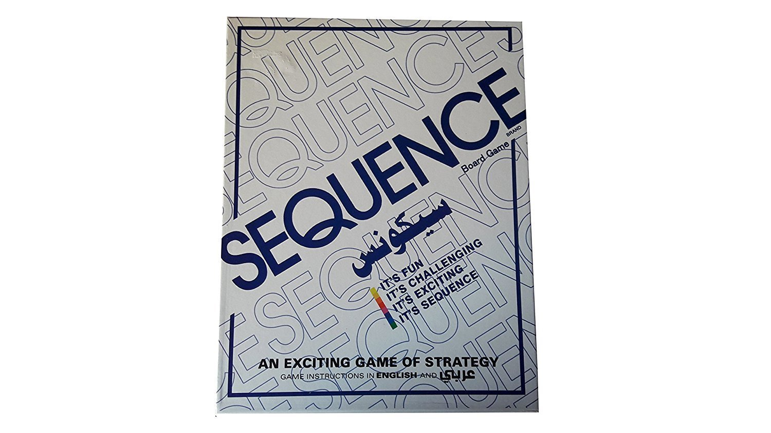 Buy Happy Giftmart Sequence Board Game Multicolour Online At Low
