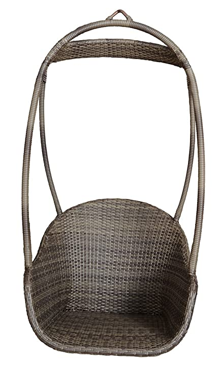 Panama Jack Outdoor Island Cove Woven Hanging Chair