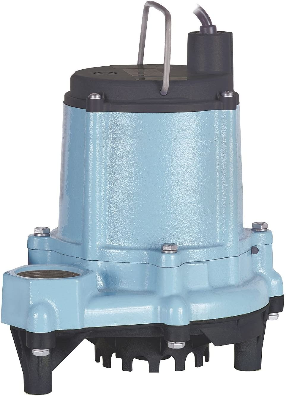 Little Giant 8-CIM 4/10 HP, 45 GPM - Manual Submersible Sump Pump, 25' Power Cord (508058)