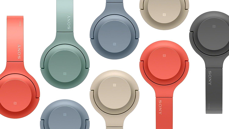 Amazon.com: Sony h.Ear on 2 Mini Wireless Moonlit Blue Bl?, WHH800L.CE7 (Moonlit Blue Bl?): Clothing
