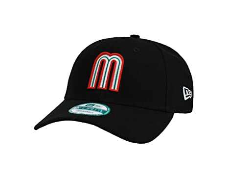 Image Unavailable. Image not available for. Color  New Era 9Forty Men s  Adjustable Hat World Baseball Classic Mexico ... 5a5acbf9dc6