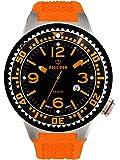 Kienzle Herren-Armbanduhr POSEIDON L Analog Quarz Silikon K2093013073-00403