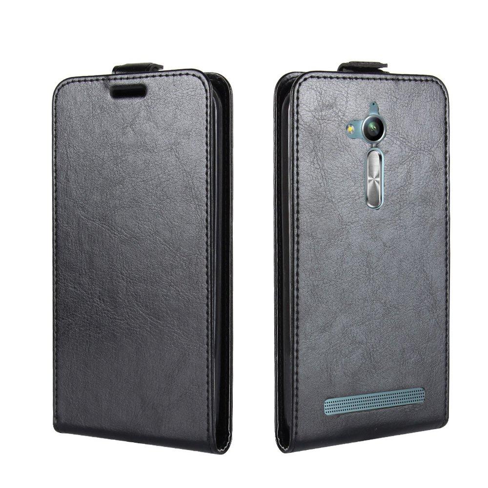 Amazon.com: ASUS Zenfone Go/ ZB500KL Case, Premium PU ...