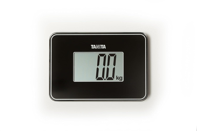 Tanita HD-386 - Báscula de viaje, color negro: Amazon.es: Salud y cuidado personal
