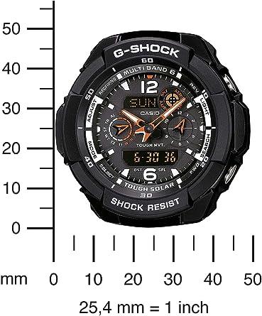 Casio G Shock Funk Montre Homme GW 3500BD 1AER: Casio TBJg2