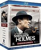 Sherlock Holmes: The Complete ITV Series [Blu-ray] [Region Free] [Import]