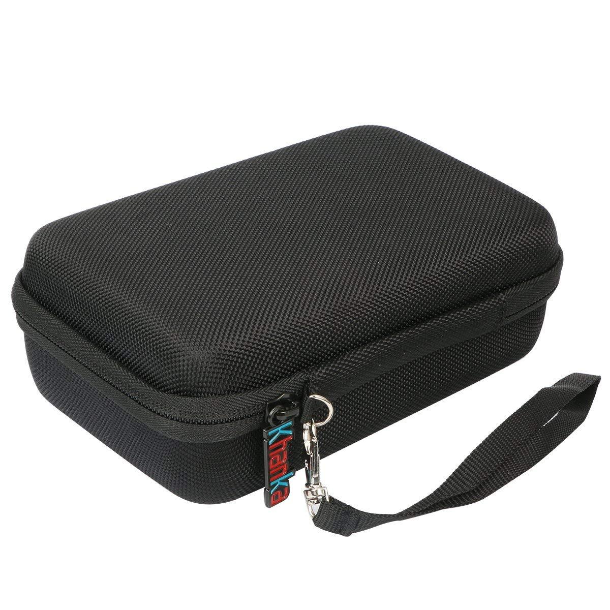 pour DBPOWER DJS40 300A Peak 8000mAh Booster Batterie Portable Jump Starter D/émarreur de Voiture et Fonction Batterie Externe EVA Dur Cas /étui de Voyage Housse par Khanka