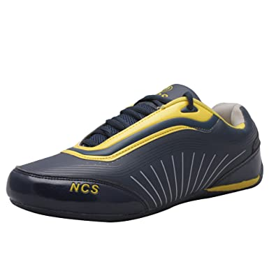 Shree Shoe Blue Mens Leather Basketball Shoe 7 Buy Online At Low
