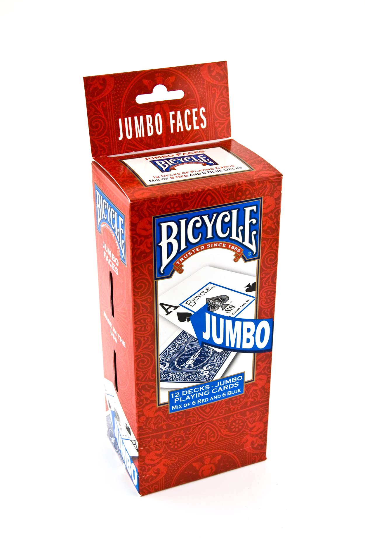 bicycle playing cards 12 pack