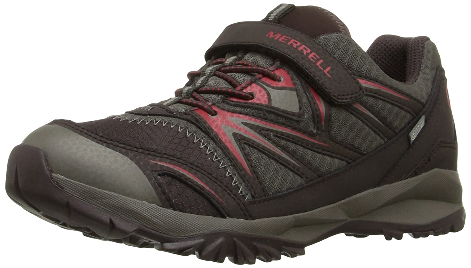 Merrell Capra Bolt Low A/C Waterproof Hiking Boot (Little Kid/Big Kid)