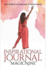 "Inspirational Journal ""magicNine"": The World of Dreams Is Right Here Paperback"