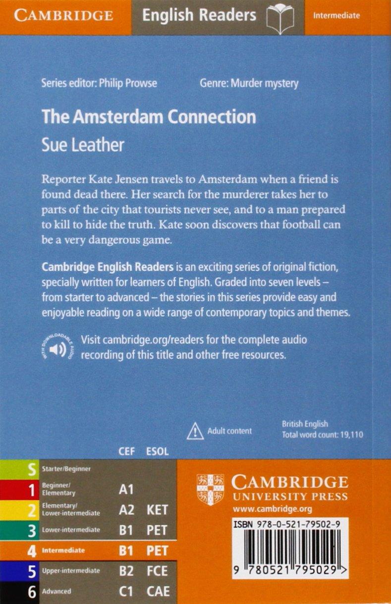Cambridge English Readers: Level 4: Amazon.de: Sue Leather: Fremdsprachige  Bücher