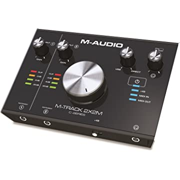 top selling M Audio C-Series M-Track 2X2M