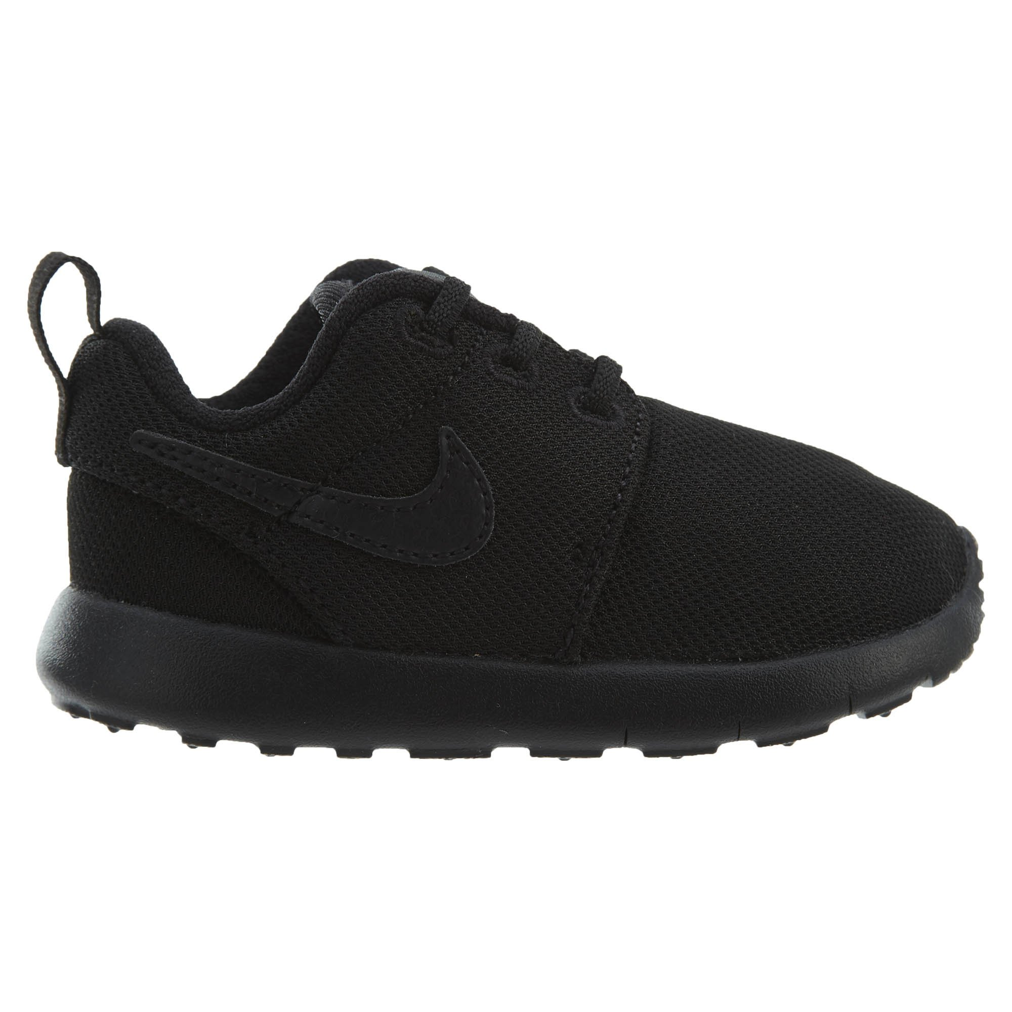 Nike Toddlers' Roshe One (TDV) Black Fabric Running Shoe 6 by Nike (Image #2)